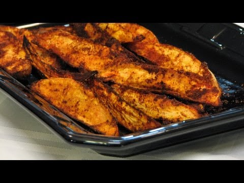 Spicy Sweet Potato Fries — Lynn's Recipes