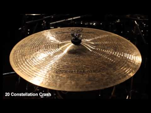 Supernatural Cymbals 20 Constellation Crash