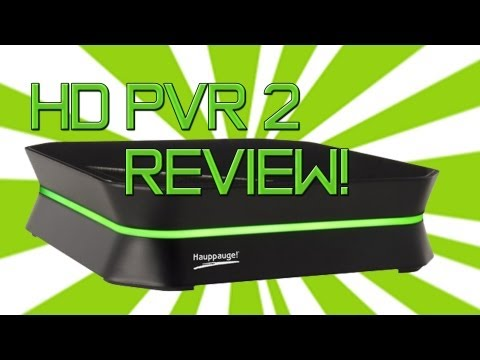 PVR - Full Review of the changes Hauppauge made to the HD PVR 2 this review focuses on the Hauppauge line of products and covers the new and improved features of t...