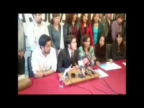 Mesa Social por la Educación  entrega al Gobierno propuestas para la Reforma Educacional