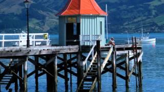 Banks Peninsula New Zealand  city photo : Akaroa Harbour, Banks Peninsula, New Zealand
