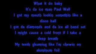 Nelly Ft. Paul Wall - Grillz Lyrics
