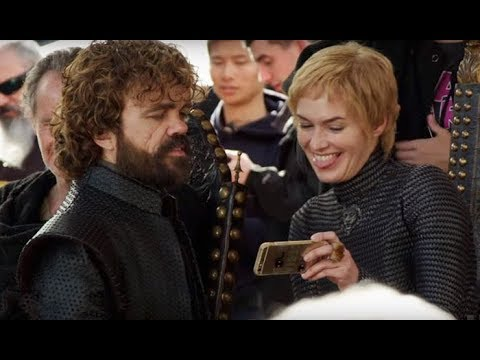 Game Of Thrones Behind The Scenes, GOT Bloopers