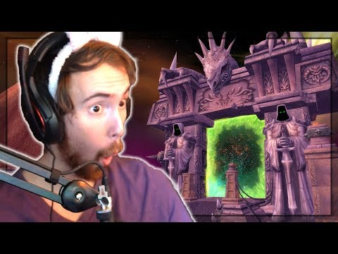 Asmongold Takes The Burning Crusade Quiz (fact Or Crap?)