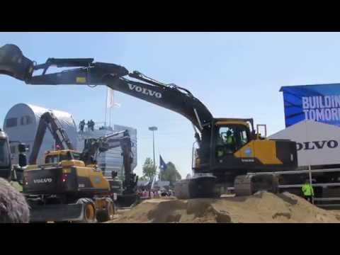 Volvo Intermat Paris 2015