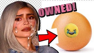 Kylie Jenner gets OWNED by an EGG LOL instagram most liked EVER EPIC [MEME REVIEW] 👏 👏#46