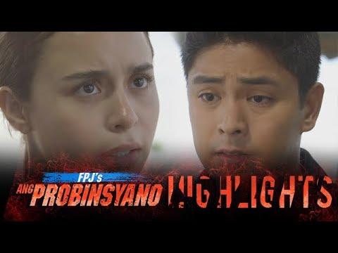 FPJ's Ang Probinsyano: Alyana and Cardo worries for their families (видео)