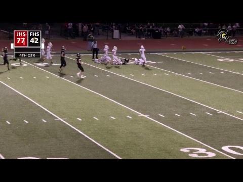 FHS Knights Football vs Jackson Indians