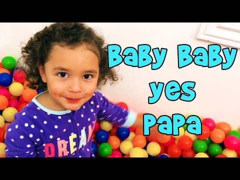Video Baby Baby Yes Papa Compilation Kid's song like Johnny Johnny Yes Papa download in MP3, 3GP, MP4, WEBM, AVI, FLV January 2017