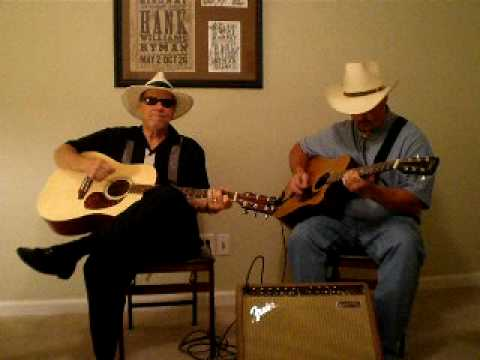 Del Street and Kimmy Lee Hutchins Video 1 Play me another Old Hank Williams Song (видео)