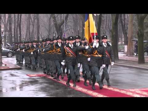 Președintele Nicolae Timofti a avut o întrevedere cu președintele României, Klaus Iohannis