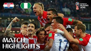 Video Croatia v Nigeria - 2018 FIFA World Cup Russia™ - Match 8 MP3, 3GP, MP4, WEBM, AVI, FLV Juli 2018