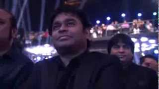 Tribute to genius A R Rahman GIMA 2012