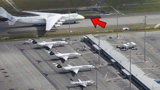 Video 5 Pesawat yang Besarnya Ngalahin Lapangan Sepakbola! MP3, 3GP, MP4, WEBM, AVI, FLV Desember 2018