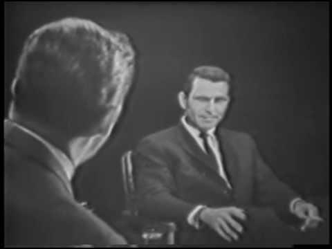 Para Além da Imaginação - 000-Entrevista com Rod Serling e Mike Wallace