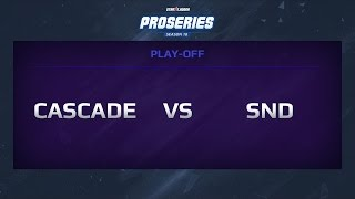 Cascade eSports vs Slice n' Dice, Game 3, ProSeries