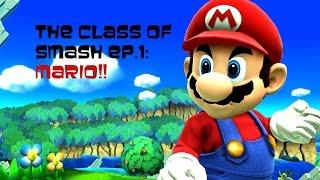 SSB4 Tutorial: Mario (Basics)