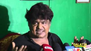 Nadigar Sangam Elections will Not Affect the Bondings of The Artists – Mansoor ali khan Kollywood News 09/10/2015 Tamil Cinema Online