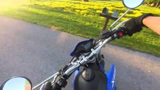 10. how to wheelie!/ Yamaha XT 250