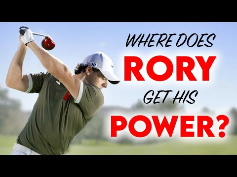 COPYING RORY MCILROY'S SWING!