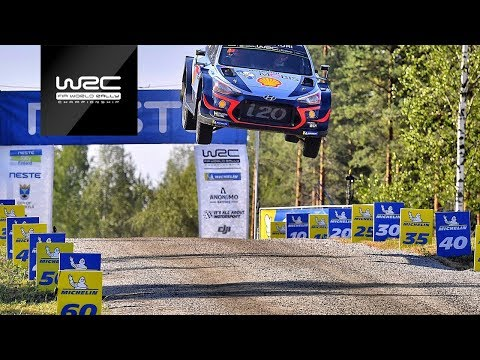 Rally Finlandia - Highlihts domingo