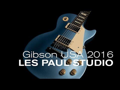 Gibson Les Paul Studio 2016 T Alpine Gold