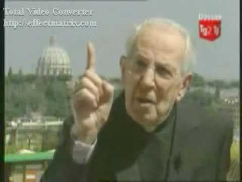 balducci, il monsignore che ha creduto negli ufo!