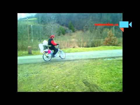 Čert na kole 2