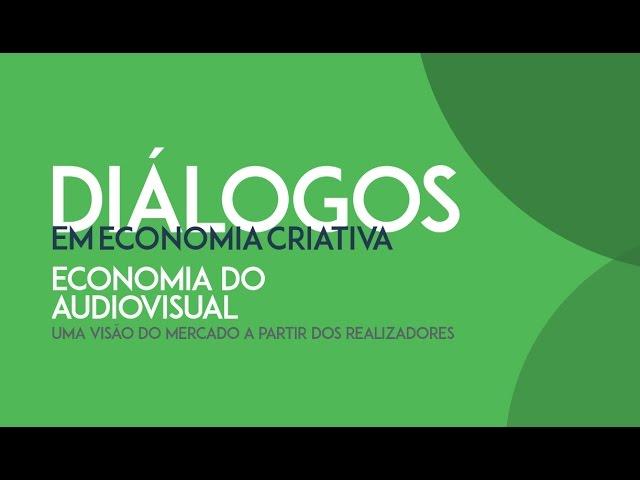 Diálogos em Economia Criativa - Alfredo Bertini
