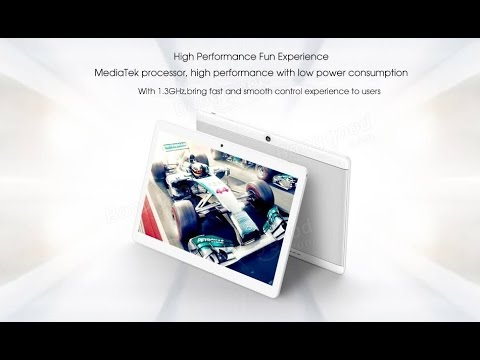 Teclast X10 Quad Core 16GB MT6580 1G 10.1 Inch Android 6.0 Tablet