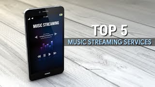 Video Top 5 Best Music Streaming Services (2018) MP3, 3GP, MP4, WEBM, AVI, FLV Desember 2018