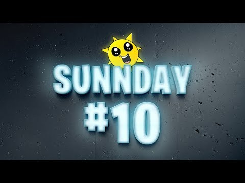 Nincs kegyelem!  SunnDay #10 (Twitch montage) [Fortnite]