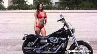 9. Used 2011 Harley Davidson FXDB Dyna Street Bob Motorcycles for sale