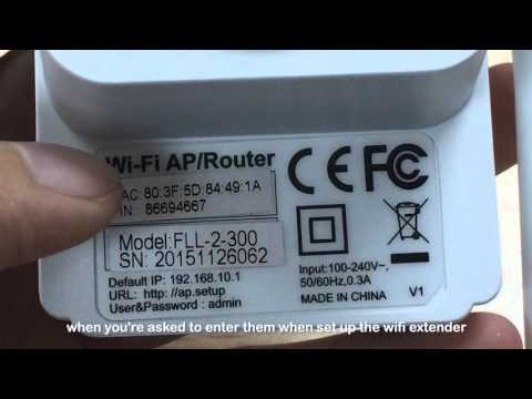 Motoraux Wireless-N Wi-Fi Range Extender Supports AP, Repeater and Router Mode
