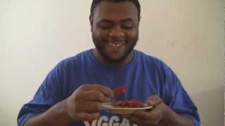 Black Man Vs 3 Hottest Peppers!