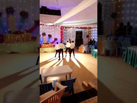 Send OFF Party Maids Dancing Nana By Bracket
