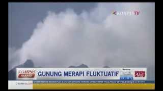 Gunung Slamet & Merapi Masih Bergejolak - Kompas Siang 5 Mei 2014
