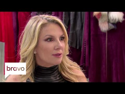 RHONY: Did Carole Just Ruin the Surprise? (Season 9, Episode 5)   Bravo