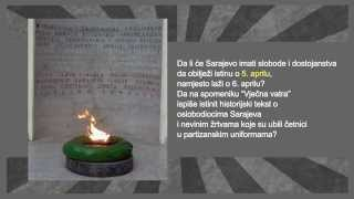 5.april 1945. - Dan oslobodjenja Sarajeva