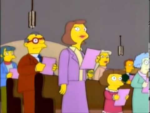 The Simpsons - In the Garden of Eden - one of the funniest of all time IMO