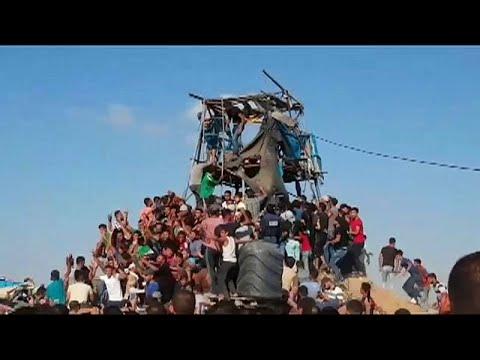 Οξύνεται επικίνδυνα η ένταση στη Λωρίδα της Γάζας