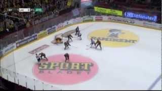 Brynäs IF - Linköping HC 22-09-2012