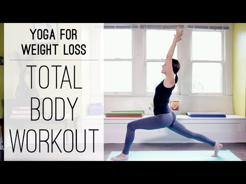 Weight Loss Yoga – Total Body Workout