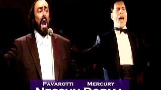 Video Mercury and Pavarotti Nessun Dorma (MARC MARTEL) MP3, 3GP, MP4, WEBM, AVI, FLV Oktober 2018