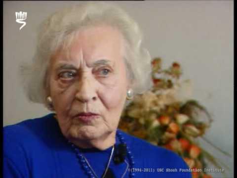 Ilse Neuberger: Auswanderungspläne deutscher Juden in den 30er Jahren