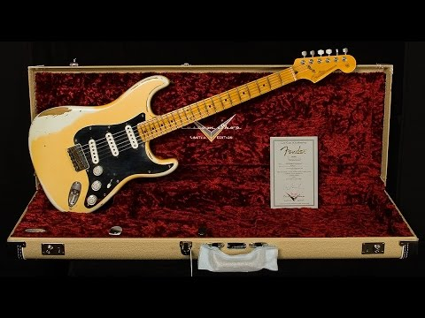 Fender Custom Shop Nile Rodgers Tribute