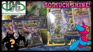 Gallade EX Box, Giratina Blister, and 6 BREAKPoint Packs! by Master Jigglypuff and Friends