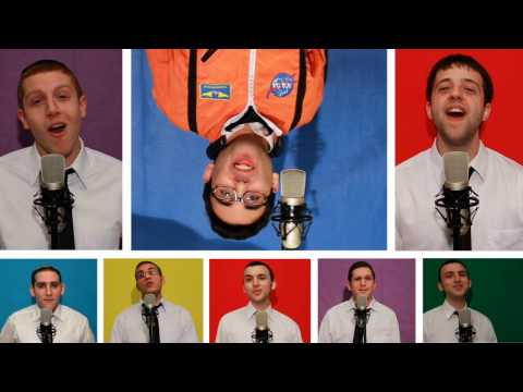hanukkah - Based on Mike Tompkins' a cappella version of Taio Cruz's