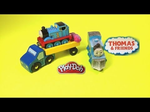 Thomas - https://www.youtube.com/watch?v=_E2Sd9IaLfo&list=PLycXYG7ngZnmBVAs8Mld3YckYameThr8f This video is about Thomas and Friends Wooden & Diecast Trains with Play ...