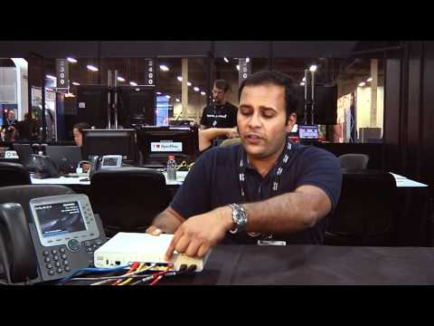 'gadget' @ Interop 2011 – Cisco puts Power on the Desktop